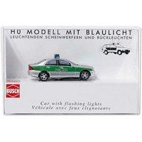 Busch Model Police Mercedes-Benz C-Class T-Model (5630)