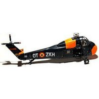 Easy Model Helicopter UH34 Choctaw Belgium Air Force (737011)