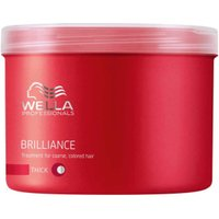 Wella Brilliance Treatment for Coarse Coloured Hair (500ml)