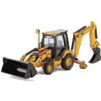 Norscot CAT 420E Centre Pivot Backhoe Loader With Tools