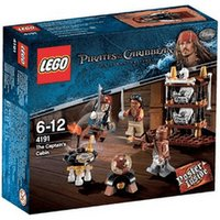 LEGO Pirates of the Caribbean The Captain's Cabin (4191)