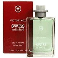 Victorinox Swiss Army Unlimited Eau de Toilette (75ml)