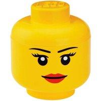 LEGO Storage Head - Large Girl