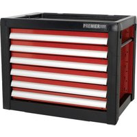 Sealey AP2403 Topchest 6 Drawer with Ball Bearing Runners
