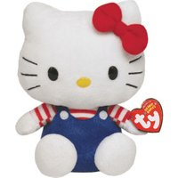 Hello Kitty USA Dress 17 cm