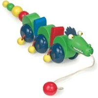 Legler Wooden Pull Along Dragon