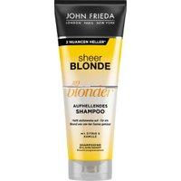 John Frieda Sheer Blonde Go Blonder Lightening Shampoo (250 ml)