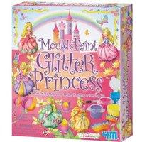 4M Moulds Pint Glitter Princess