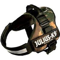 Julius K-9 Power Harness - red - 80 - 110 cm