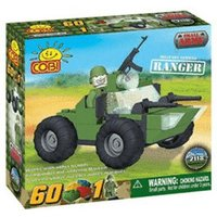 Cobi Small Army Military Vehicle Ranger