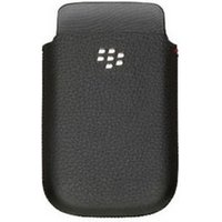 BlackBerry Leather Mobile Case (BlackBerry Torch 9800)