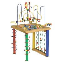Small Foot Design Bead Frame Play Table