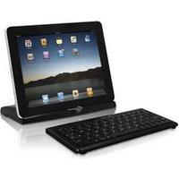 Macally Wireless mini keyboard w. stand for iPad/iPhone