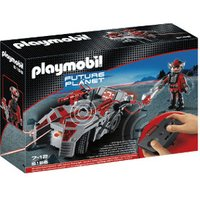 Playmobil Future Planet : Stealer with K.O.- laser Cannon (5156)