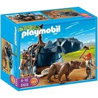Playmobil Bear with Caveman (5103)