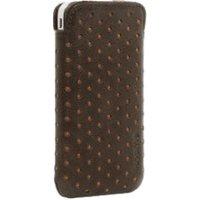 Knomo Slim Leather Case (iPhone 4)