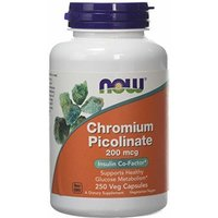 Idealo ES|Now Foods Chromium Picolinate