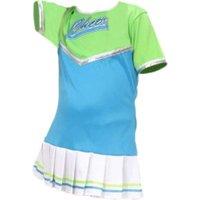 Widmann Girls Cheerleader Costume