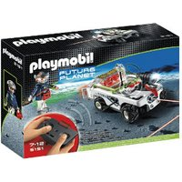 Playmobil Explorer with Flash Cannon and Infra-Red Remote Control (5151)