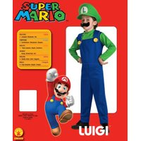 Rubie's Child Luigi Fancy Dress