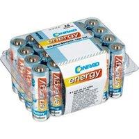 Conrad Energy Alkaline AA x24