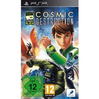 Ben 10 Ultimate Alien: Cosmic Destruction (PSP)