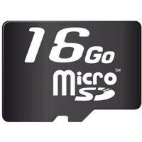 Integral microSDHC Card 16GB Class 4