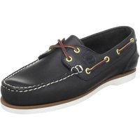 Timberland Classic Amherst 2-Eye Boat Shoe Women's (72332) navy smooth