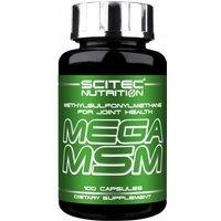 Idealo ES|Scitec Nutrition Mega MSM 100 Caps