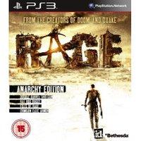 Rage: Anarchy Edition (PS3)