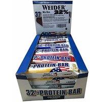 Weider 32% Protein Bar Box