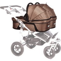 TFK Carrycot for Twinner Twist Duo Carbo/Mud
