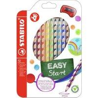 Stabilo EasyColors Pencil Set Right Handed