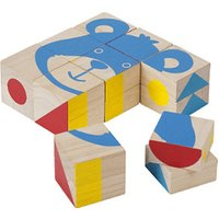 Plan Toys Planpreschool Pattern Block