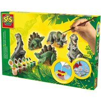 SES Creative Dinosaurs Casting and Painting Set