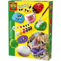 SES Creative Children's Rock Painting Kit