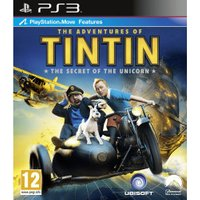 The Adventures of Tintin: The Secret of the Unicorn (PS3)