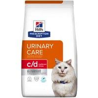 Hill's Prescription Diet c/d Feline Urinary Stress Reduced Calorie with chicken (8 kg)