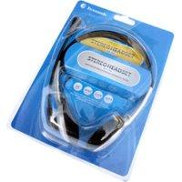Dynamode DM-N90 Overhead Stereo Headset with Microphone