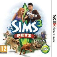 The Sims 3: Pets (3DS)
