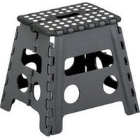 Zeller Plastic Folding Stool (99161)