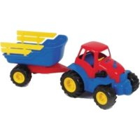Dantoy Farm Tractor with Trailer (2125)