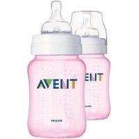 Avent Feeding Bottles (2 x 260 ml)