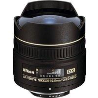 Nikon 10.5mm f/2.8G ED DX AF Fisheye-Nikkor