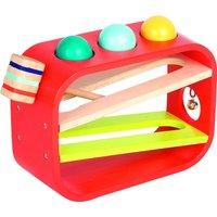 Janod Tatoo Frappa Ball & Hammer Pounding Toy