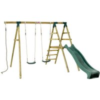Plum Products Giant Baboon Wooden Swing Set
