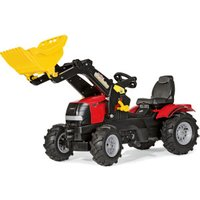 Rolly Toys Case Puma CVX255 Childs Front Loader with all Terrain Tyre