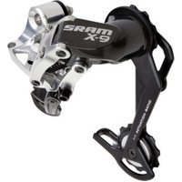 SRAM X9 9-Speed (mid cage)