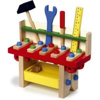 Small Foot Design Wooden Tool Bench