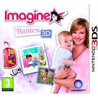 Imagine: Babies 3D (3DS)